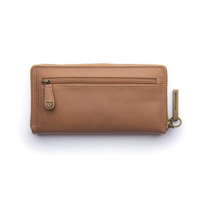Stitch & Hide Christina Classic Collection Wallet - Latte