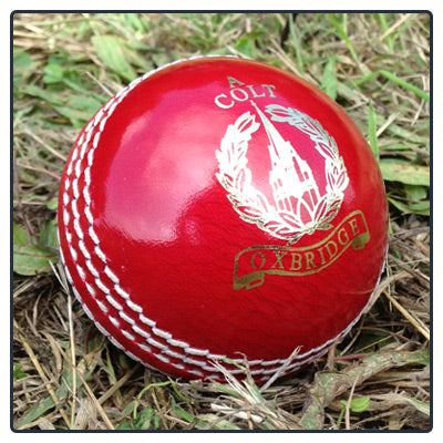 COLT CRICKET BALL - Red