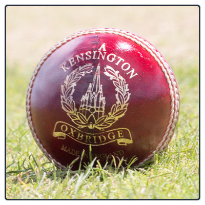 KENSINGTON BUCS WOMEN'S CRICKET BALL - Red