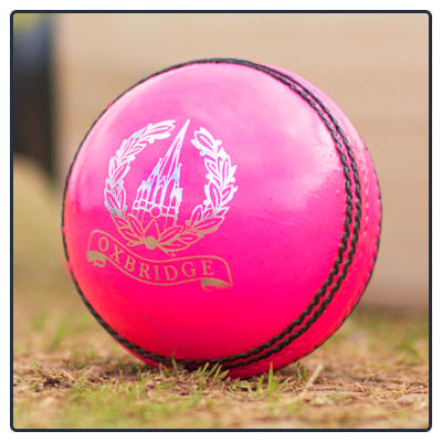 WOMEN'S VICTORIA CRICKET BALL - Pink or White