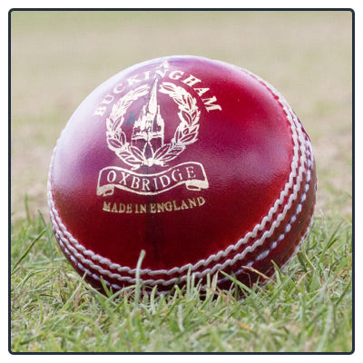 BUCKINGHAM MEN'S CRICKET BALL - Red