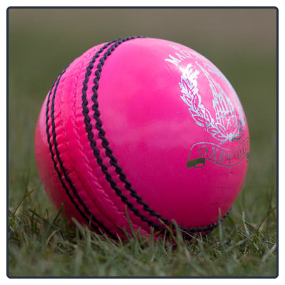 MAGNA MEN'S CRICKET BALL - Pink