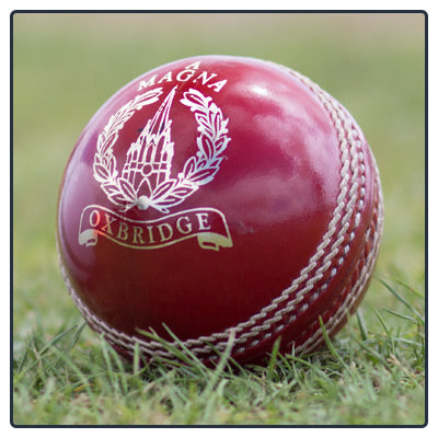 MAGNA MEN'S CRICKET BALL - Red