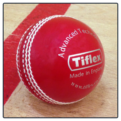 INDOOR CRICKET BALL - Red