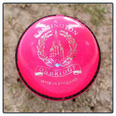 KENSINGTON WOMEN'S CRICKET BALL - Pink