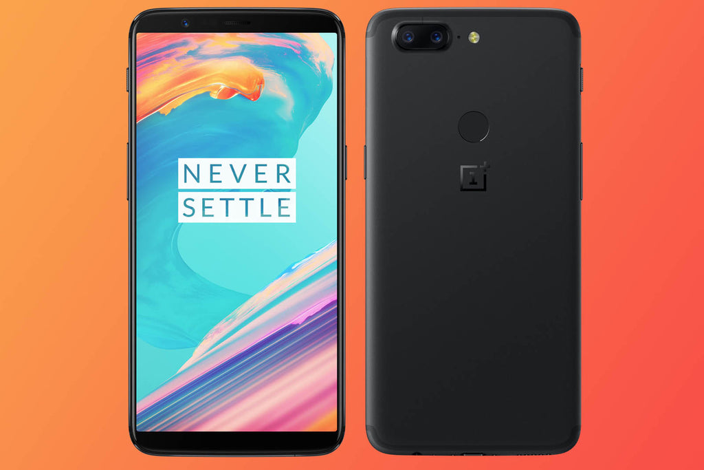 OnePlus 5T- Never Settle
