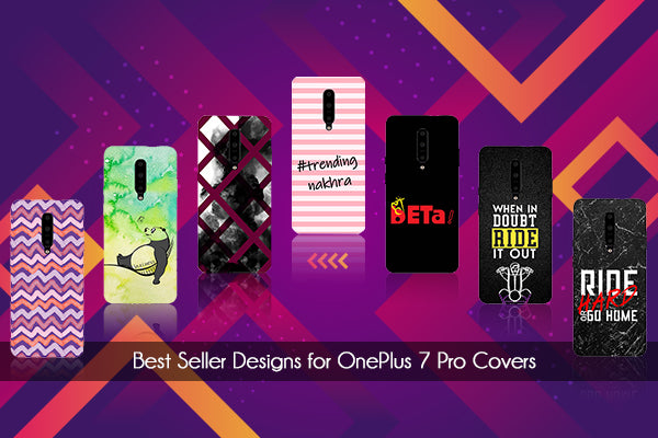 Best Selling Designs for OnePlus 7 Pro Covers