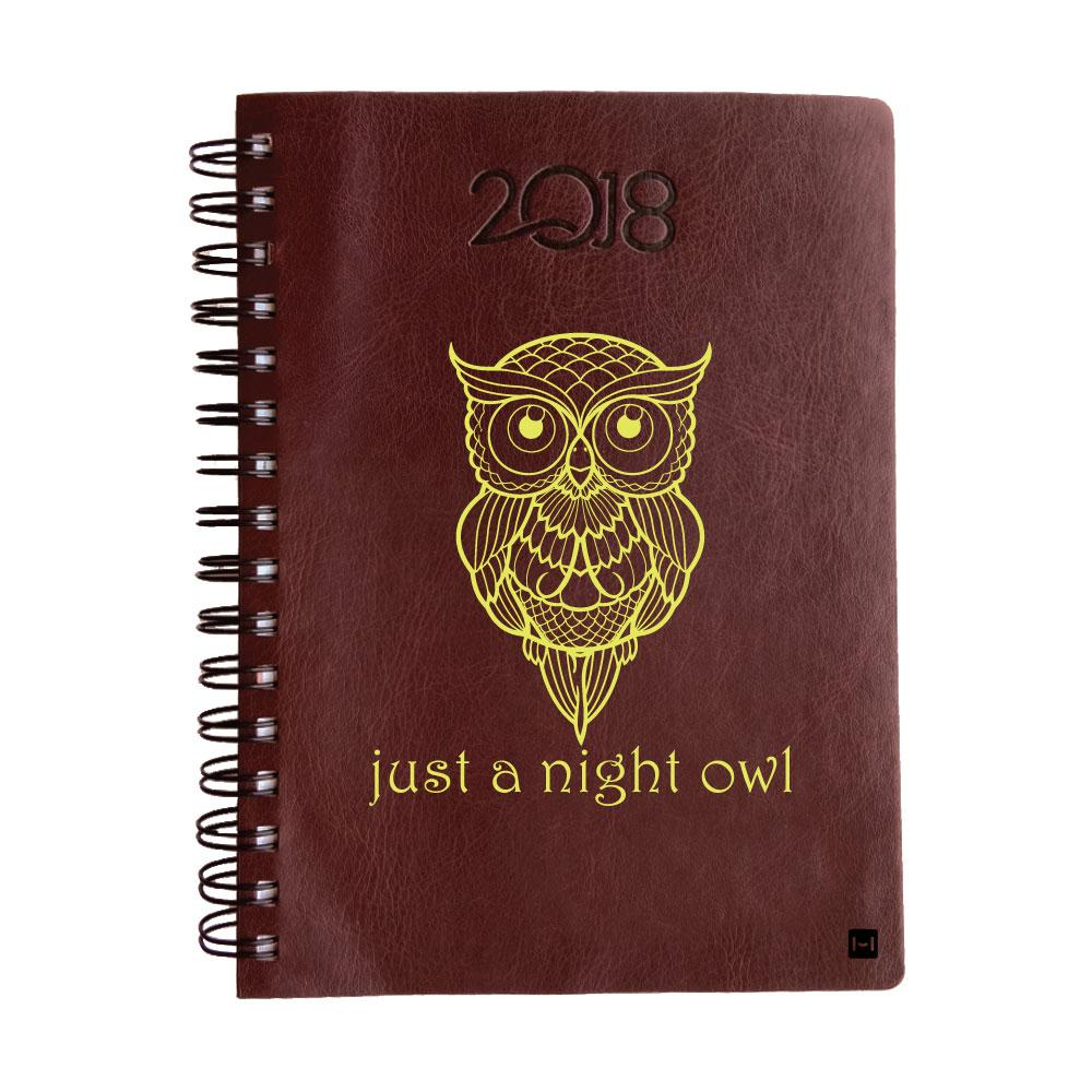 Commitment With Paper – Penned Down With The New 2018 Spiral Diary Collections
