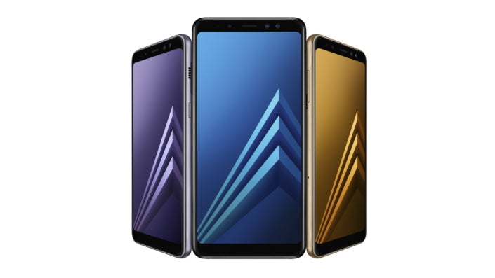Samsung Galaxy A8+ Cases and Covers