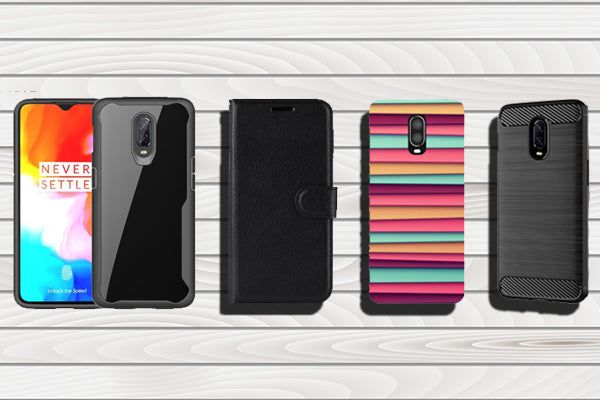 Top 4 Covers and Cases for OnePlus 6T Phone