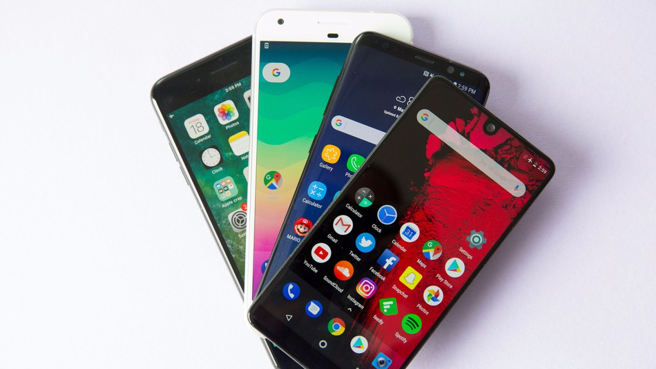 The Best Smartphones for 2018