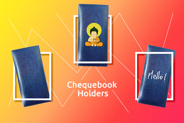 Keep Your Bank Documents Safe with new Cheque Book Holders
