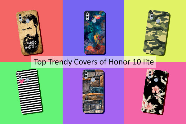 Top Trendy Covers of Honor 10 Lite