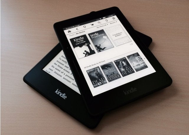 Kindle - A Readers Delight