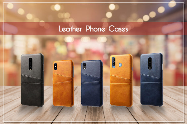Why Leather Covers are perfect to accessorize Your Smartphone?