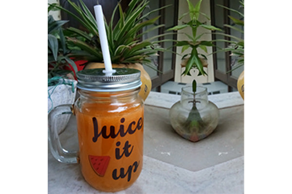 Mason Jars - Put Your Summer Goodness in them!