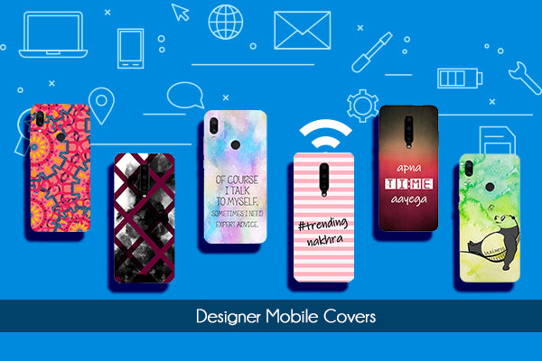 Upgrade Your Style with Designer Mobile Back Covers from Hamee India!