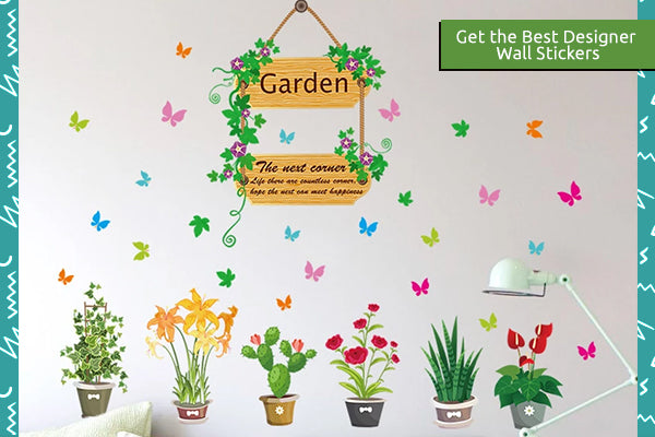 Boost the Aesthetics of Your Home with Wall Stickers