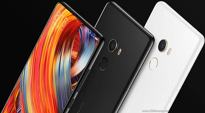 Mi Mix 2 – All screen handset