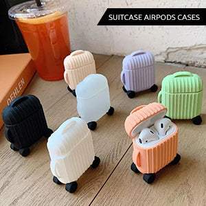 Suitcase Airpods Case