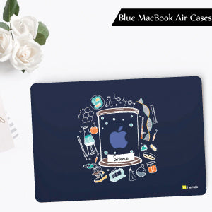 "Navy Blue MacBook Air 13"" Cases"