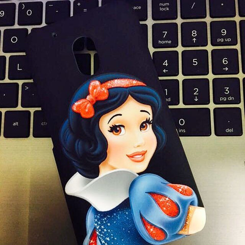 Hamee Princess Mobile Cover