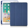 "iPad 9.7"" Folio Case with Pencil Holder (Blue)"