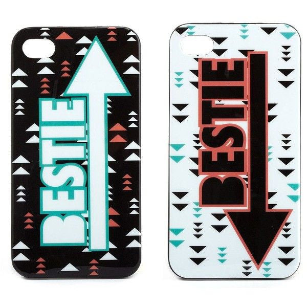 "Hamee Back Cover for Oppo F1s "" Bestie Special Pack of Two Combo 33 "" - Hamee India"