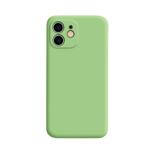 Full Body Silicone Case for iPhone 11 - Light Green