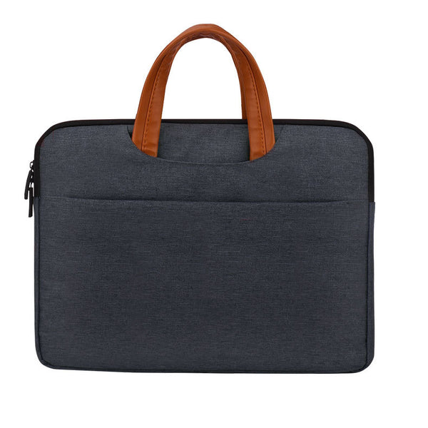 "Laptop Bag 13"" - Black-Hamee India"