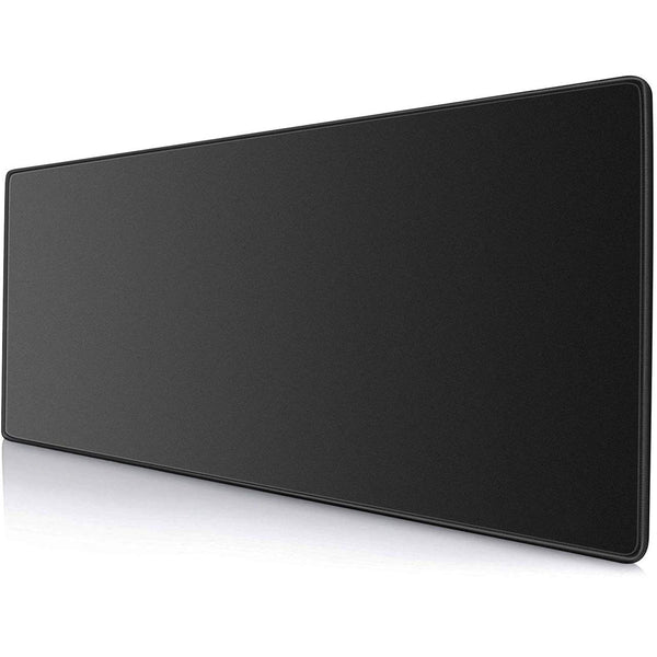 Black - XXL Rubber Lycra Mouse Pad