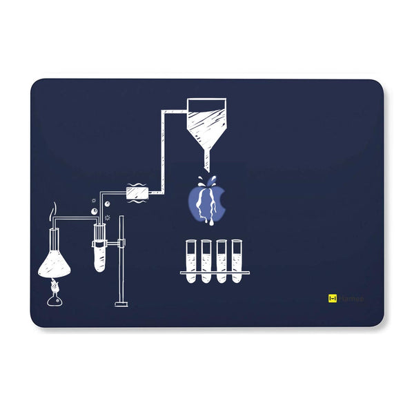 "Science - Navy Blue MacBook Air 13"" Cover-Hamee India"