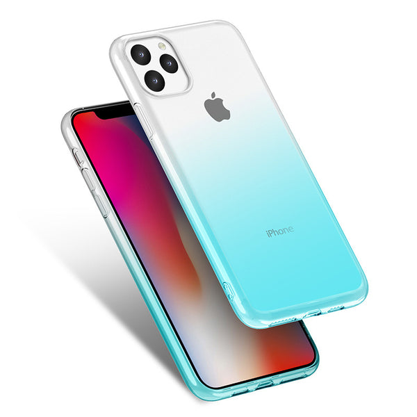 Gradient TPU Case for iPhone 11 - Sky Blue