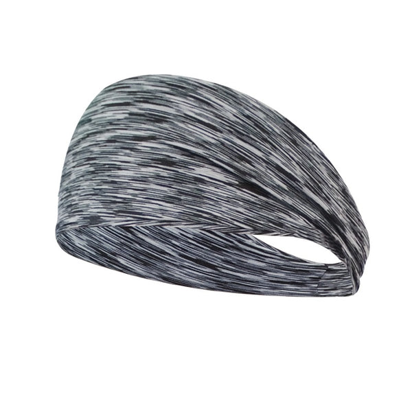 Sweat Proof Headband - Grey
