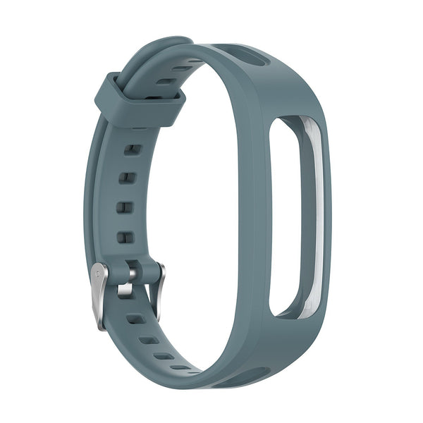 Honor Band 4 (Running Version) TPU Wrist Strap - Blue