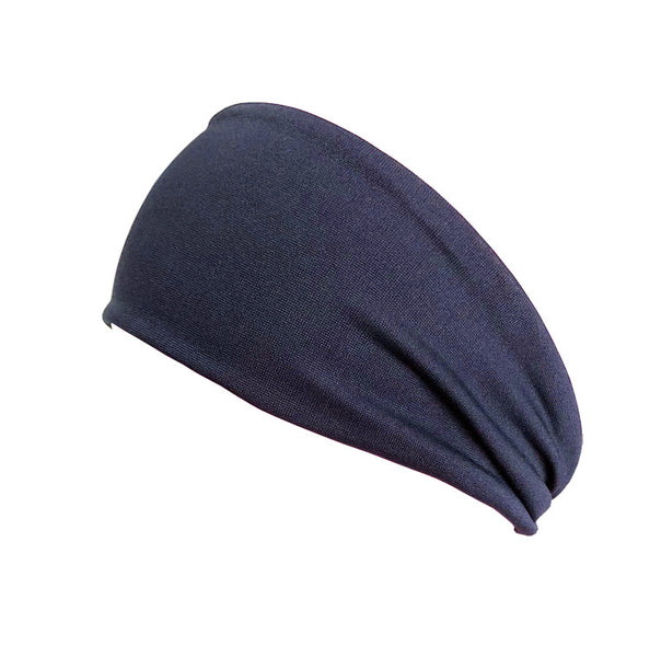 Sweat Proof Headband - Blue