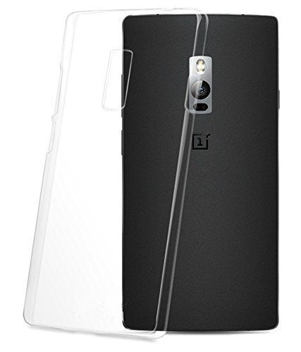 Hamee Premium Silicon Soft Clear Case for One Plus 2-Hamee India