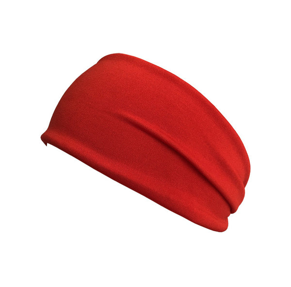 Sweat Proof Headband - Red