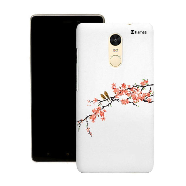 Hamee Blossom Branch Designer Cover For Motorola Moto X Play - Hamee India