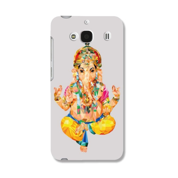 Hamee Crystal God / Multicolour Designer Cover For Samsung Galaxy On5 - Hamee India