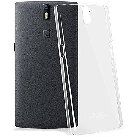 Hard Back Clear Case for One Plus One-Hamee India