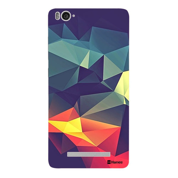 Hamee Abstract Designer Cover For Xiaomi Redmi 3-Hamee India