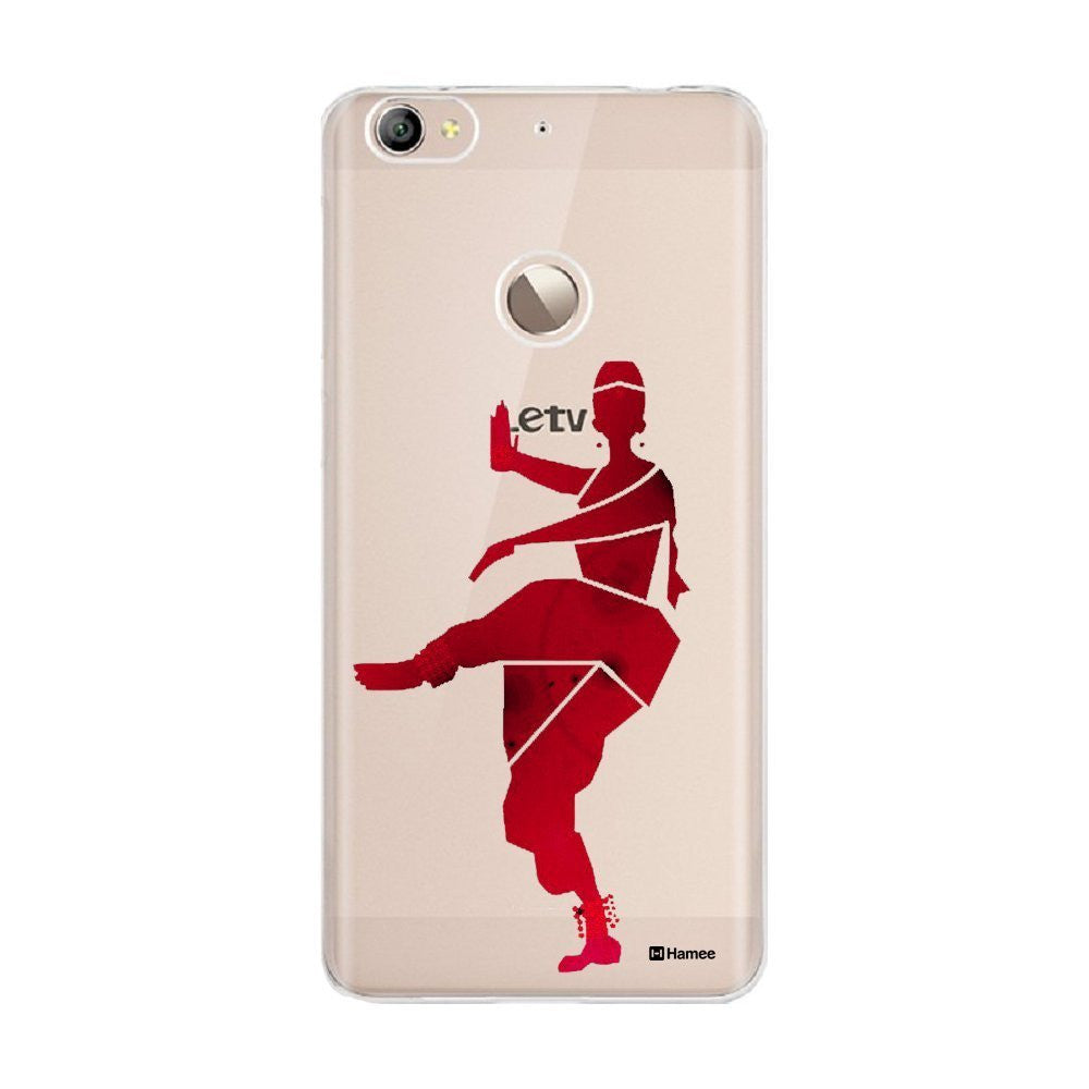 Hamee Bharatnatyam Dancer Customized Cover for Letv Le 1S-Hamee India