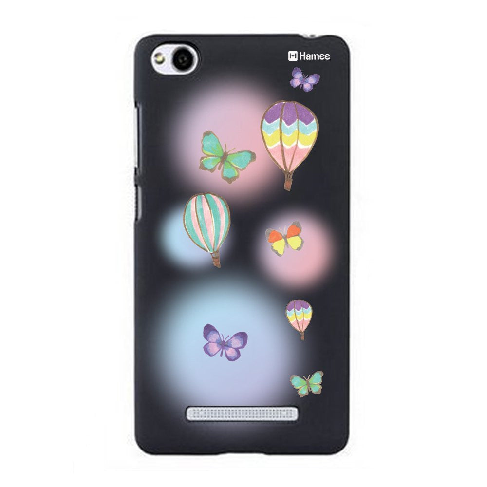 Hamee Pastel Hot Air Balloon Designer Cover For Xiaomi Redmi 3-Hamee India