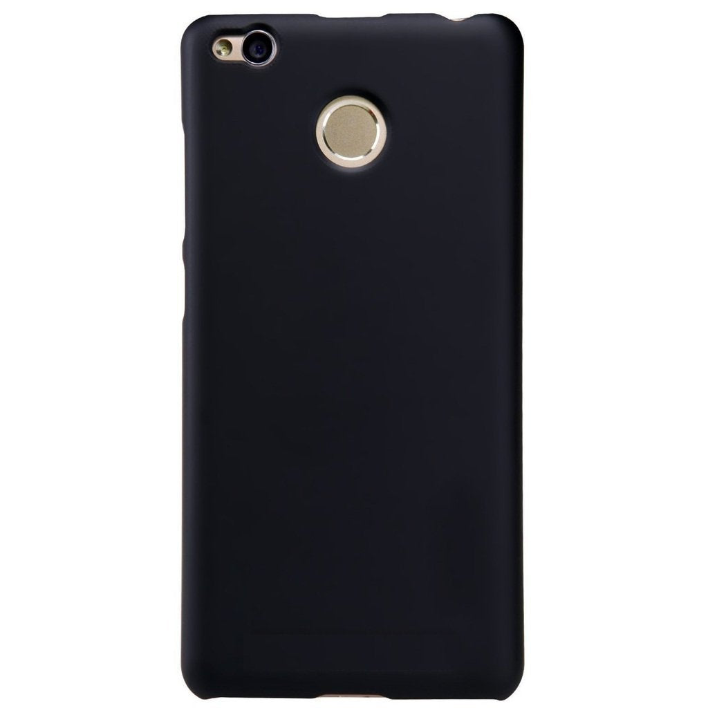 new styles 7b2d9 88695 Hamee High Quality Back Case for Redmi 3s Prime (Black)