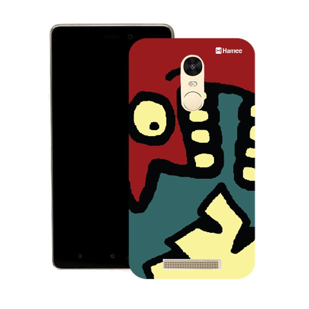 Hamee Shouting Face Designer Cover For Motorola Moto X Play - Hamee India
