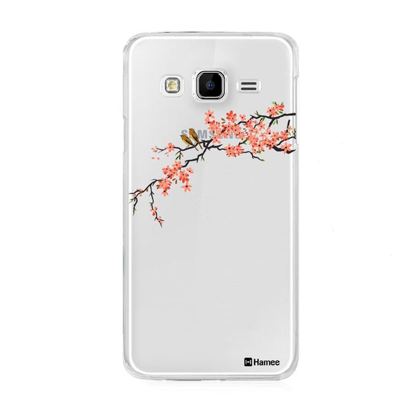 Hamee Blossom Branch Designer Cover For Samsung Galaxy J3 - Hamee India