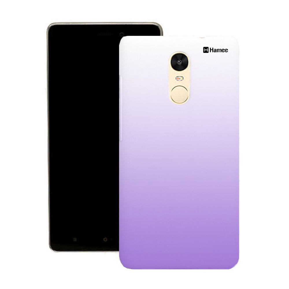Hamee Purple Ombre Customized Cover for Motorola Moto G4 Plus-Hamee India