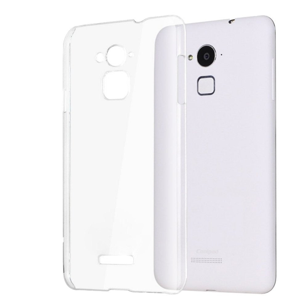 Hard Back Clear Case for Coolpad Note 3-Hamee India