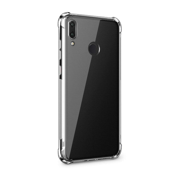 Anti Shock TPU Transparent Case - Honor 8X-Hamee India